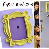 LaRetrotienda - FRIENDS tv show, yellow peephole frame Monica's door replica