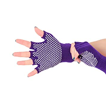 Guantes Gimnasio Hombre Worthwhile Yoga Guantes Deportivos ...
