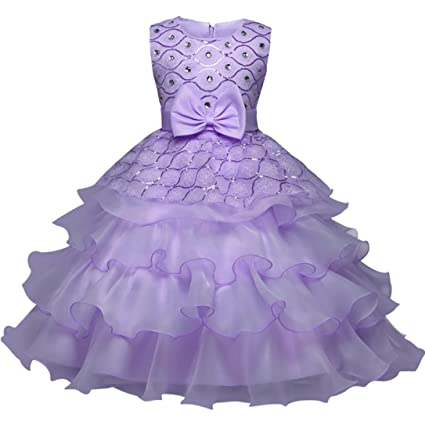728242925 Amazon.com  Starxin Flower Baby Girl Princess Bridesmaid Pageant ...