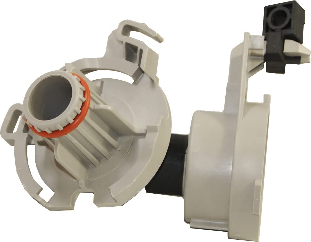 Whirlpool Part Number W10179455: DE-COUPLED DRAIN ASSEMBLY