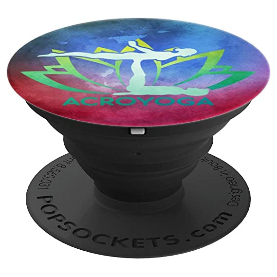 Amazon.com: Acro Yoga Frontbird - PopSockets Grip and Stand ...