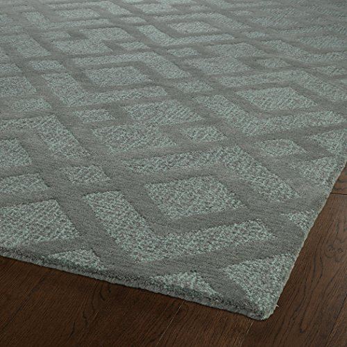 Kaleen Rugs SSO02-56-23 Stesso Collection Hand-Tufted Area Rug, 2' x 3' , Spa by Kaleen Rugs (Image #2)
