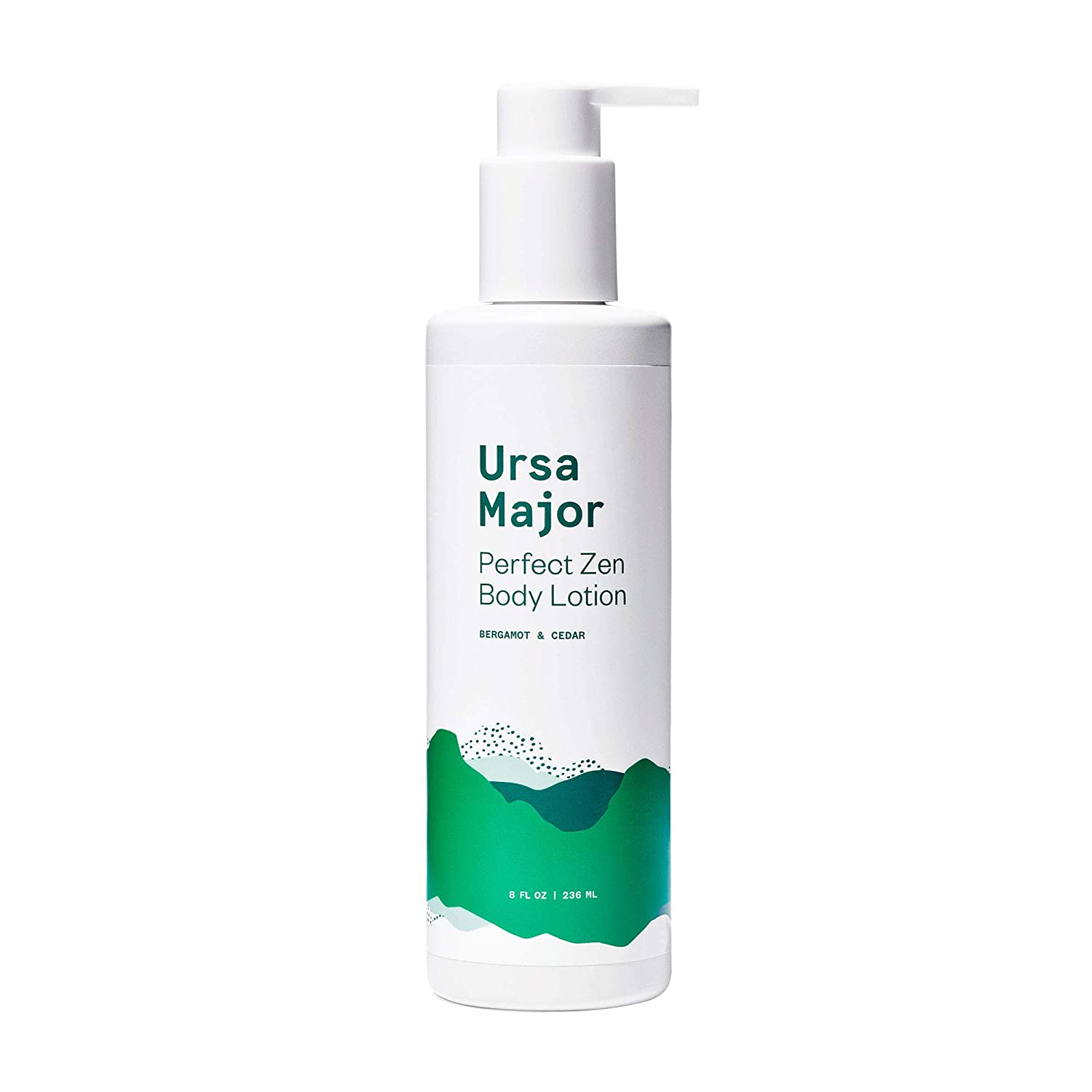 Ursa Major Natural Body Lotion   Vegan and Cruelty-Free   Moisturizes, Soothes and Hydrates Skin   Formulated for Men & Women   8 ounces
