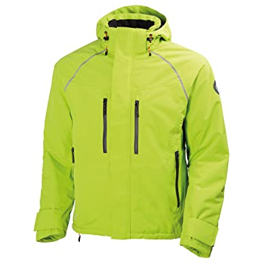 Helly Hansen Workwear Winterjacke Arctic Jacket wasserdichte, isolierte Arbeitsjacke 590, 3XL, blau, 71335