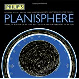 Philip's Planisphere: Northern 51.5 Degrees - British Isles, Northern Europe Northern USA and Canada (Philip's Astronomy)