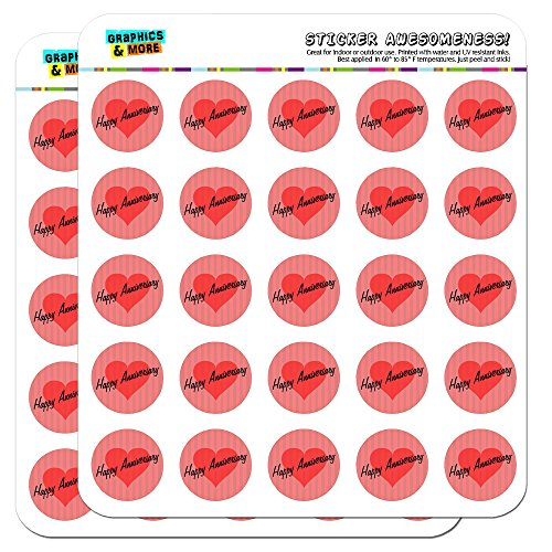 Anniversary Calendar Scrapbooking Crafting Stickers