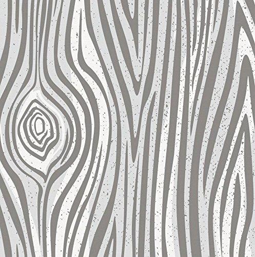 Carousel Designs Gray Large Woodgrain Cradle Sheet by Carousel Designs (Image #2)