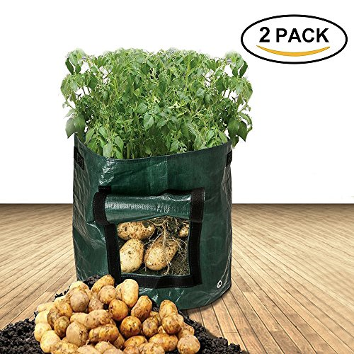 Reusable Potato Grow Bags - 9