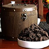 China Tea Yunnan Pu'er tea, Chang Yun old tea, head cooked tea, 600g gift box, wooden pail, post mail