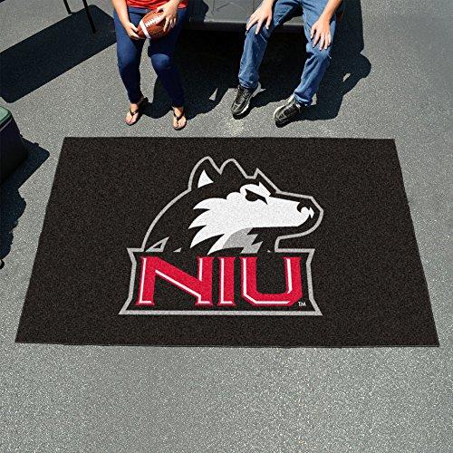 Fanmats Northern Illinois University (Illinois University Tailgate Mat)