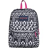 JanSport Unisex SuperBreak Black Geo Graphic One Size