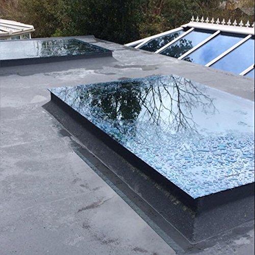 Flat Roof Skylight Window Triple Glazed 1000mm X 1500mm Double Glazed Roof  Light