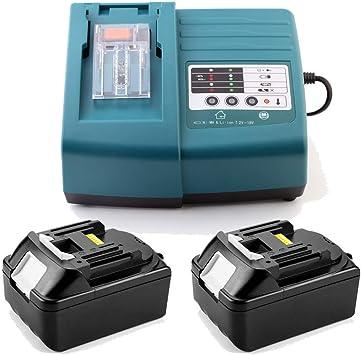 DMR108 Ladegerät Li-Ion 10.8V für Makita DMR106 DMR107 DMR106B