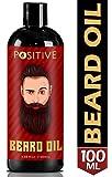 POSITIVE Beard Oil | Natural Beard Softener | Stimulates Beard Growth | 100 mL