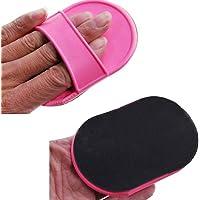 Peeling-Pads, für Haarentfernung für Beine, Arme, für Damen, glatt/