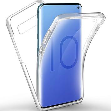 AROYI Funda Samsung S10, Carcasa Ultra Delgado Galaxy S10 de ...