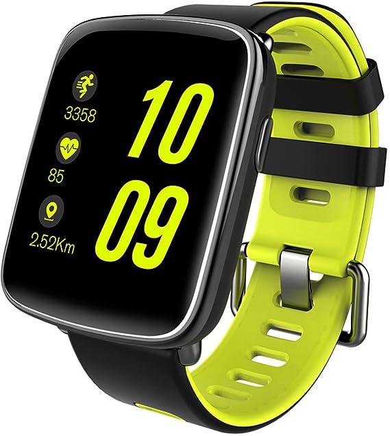 Kocaso IP68 Impermeable Smartwatch: Amazon.es: Electrónica