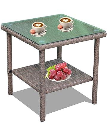 Patio Coffee Tables Amazon Com