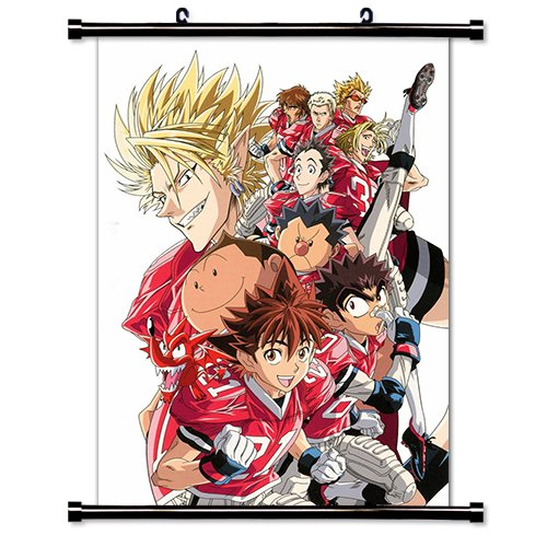 Eyeshield 21 Anime Fabric Wall Scroll Poster  Inches-Eye-7