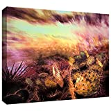 Art Wall Dean Uhlinger 'A Southwest Wind' Gallery-Wrapped Canvas Artwork, 36 by 48-Inch