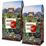 Java Planet - Colombian USDA Organic Coffee Beans, Fair...