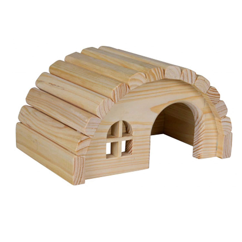 pour Animal Domestique Ting Maison en Bois pour Souris Hamster Gerbille Home 19x 11x 13cm Pet Ting PT470