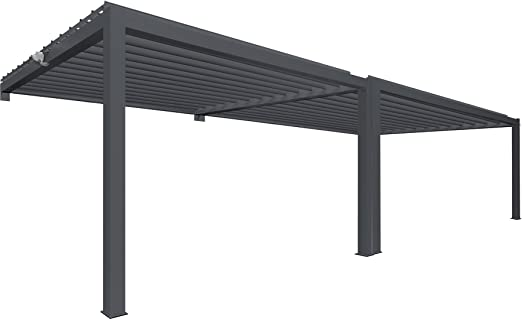 priximbattable Pergolas bioclimatique Top premio adossee (8 x 3): Amazon.es: Jardín