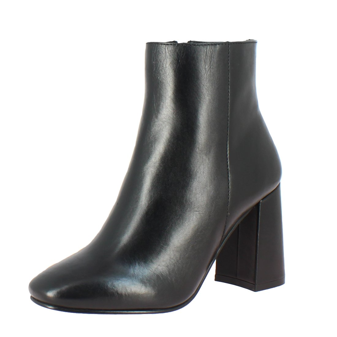 Buy Saint G Womens Black Napa Leather