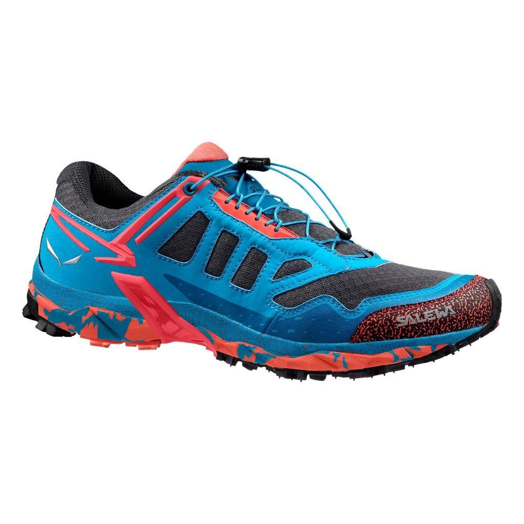 Salewa Women's Ultra Train Mountain Training Shoe B011KR21U8 11 B(M) US|Magnet/Hot Coral