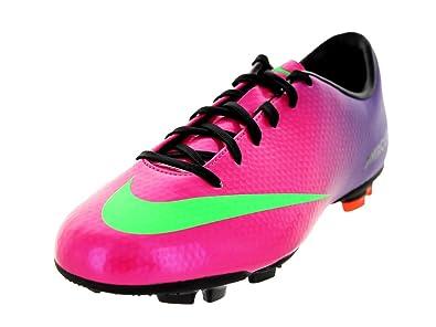 ad28935b3aefe Amazon.com | Nike Trainers Shoes Kids Jr Mercurial Victory Iv Fg ...
