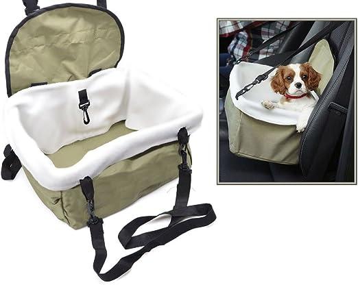 Vetrineinrete® - Transportín para perros y gatos de coche, bolsa ...