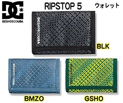 DC Ripstop 5 Tri-fold cartera (Directore azul) un tamaño:: Directore