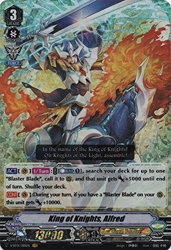 King of Knights, Alfred - V-BT01/001EN - VR - V Booster Set 01: Unite! Team Q4 - Cardfight!! Vanguard