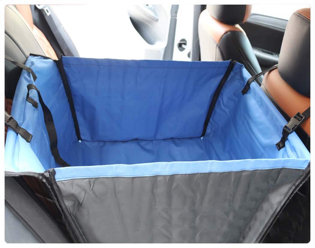 NO2 Pet Carrier, pet car seat, seat Belt Dog Bracket, Safe and Stable, Suitable for Travel Observation,NO2