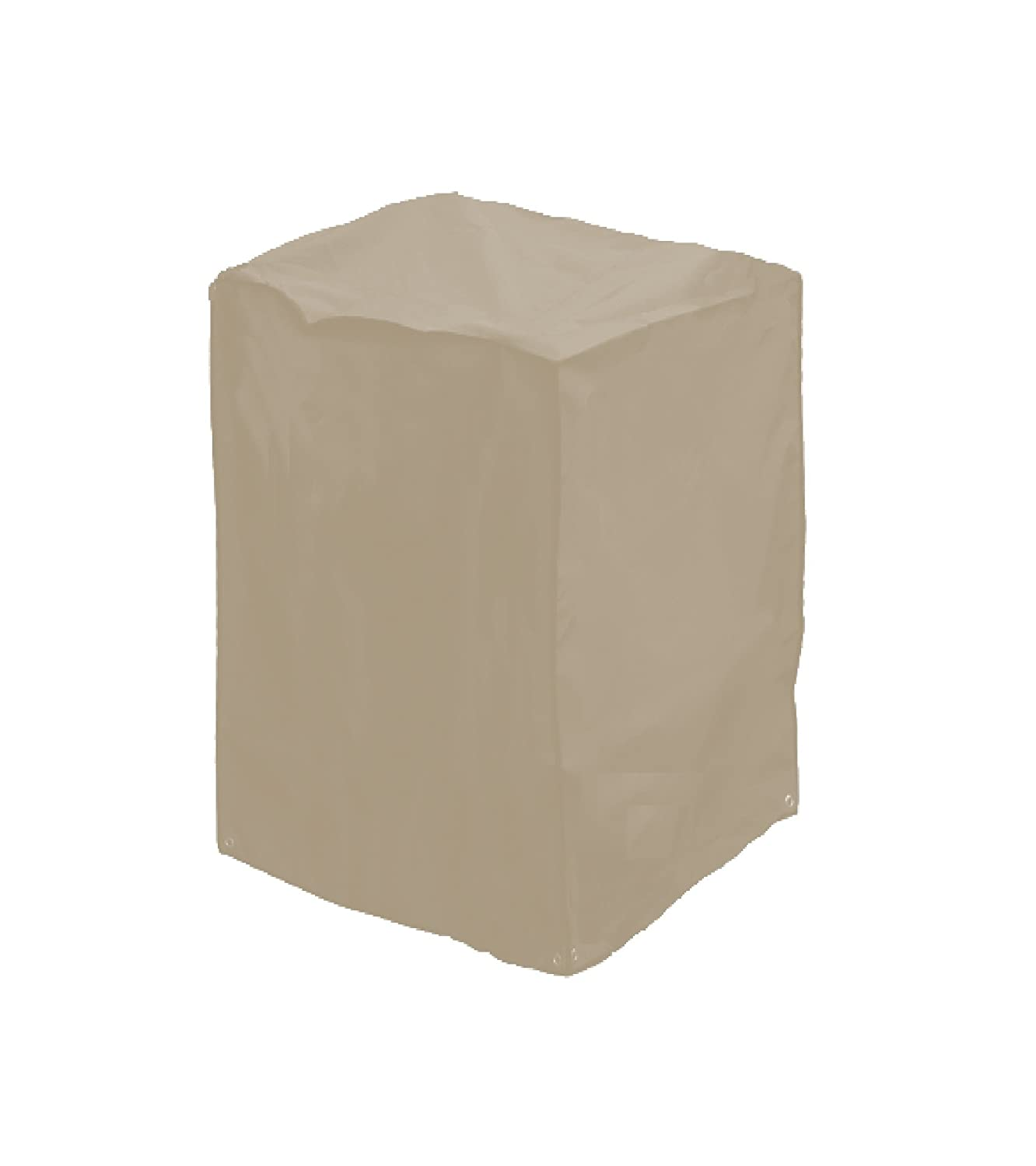 Bosmere R570 Simply Cover Barley (Beige) Small Square Fire Pit Cover BOSMERE PRODUCTS LIMITED