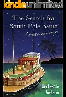 Sandra Claus... : A South Pole Santa Adventure