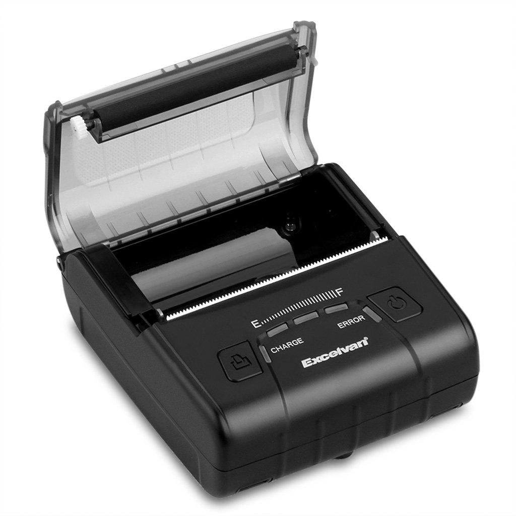 Excelvan - Impresora térmica de recibos y tickets (Interfaz ...