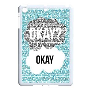 C-EUR Diy Case Okay Okay Customized Hard Plastic Case For iPad Mini