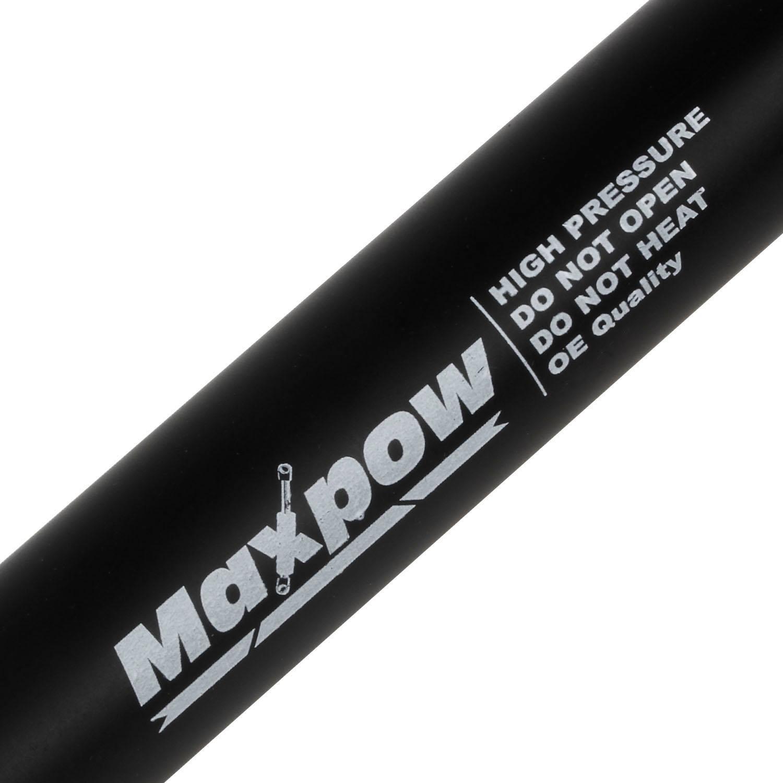 Maxpow C16-10944 C1610944 35.43 Inches Gas Prop Force 80 Lbs Per Prop Camper Rear Window Tonneau Cover Lift Supports Struts