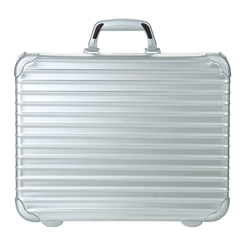 [ リモワ ] RIMOWA ATTACHE 908.09 90809 アタッシュ Notebook L ノートブック ビジネスバッグ シルバー 12L並行輸入品 [並行輸入品] B00O2O19BE