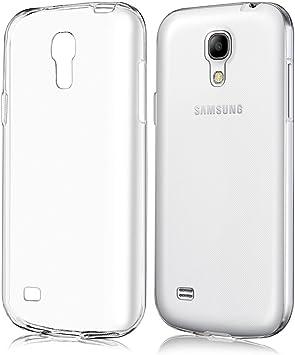 REY Funda Carcasa Gel Transparente para Samsung Galaxy S4, Ultra Fina 0,33mm, Silicona TPU de Alta Resistencia y Flexibilidad: Amazon.es: Electrónica