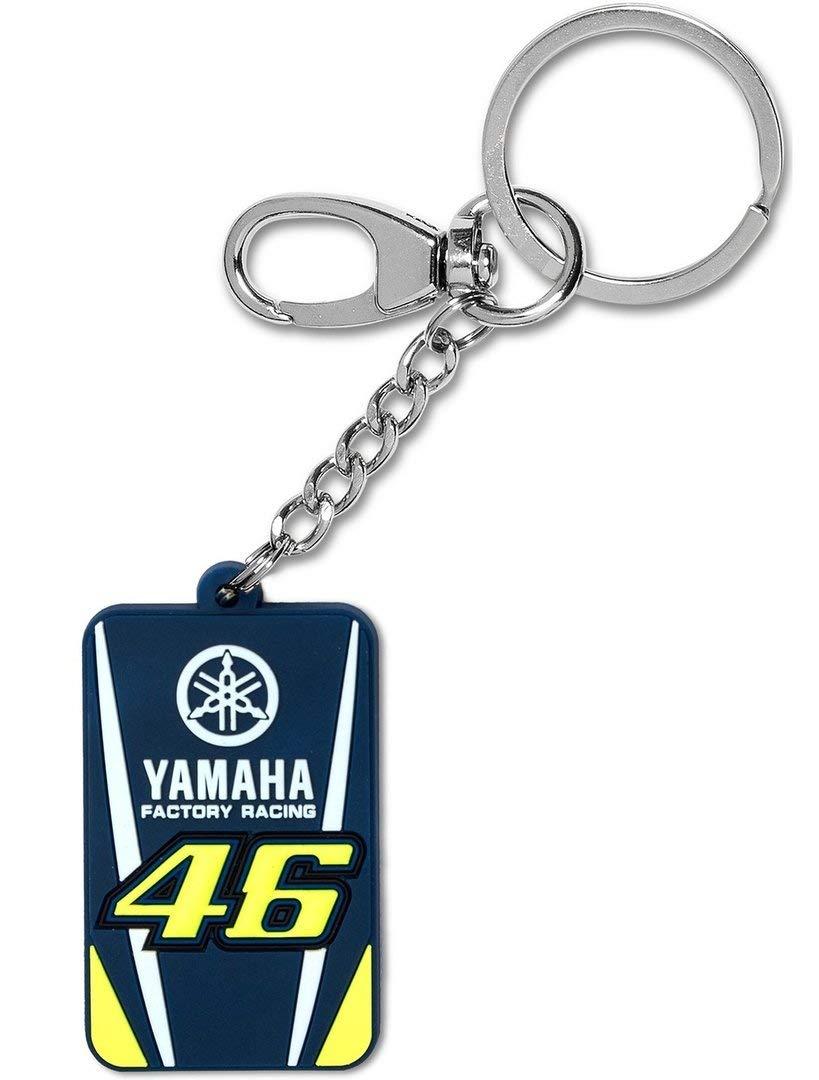 Llavero Yamaha VR46 Valentino Rossi: Amazon.es: Coche y moto