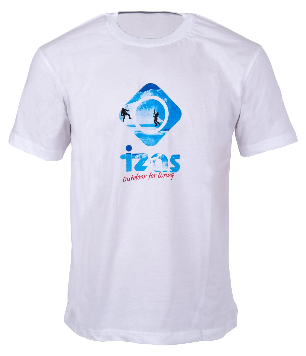 Izas Feliu Camiseta Manga Corta, Hombre IZAS OUTDOOR S.L.