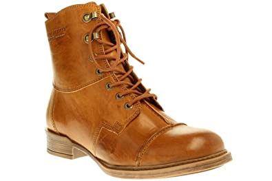 d59190ad2d913d TEN POINTS 126001 Pandora - Damen Schuhe Boots Stiefel - 319-cognac ...