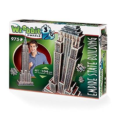 Wrebbit 3d W3d 2007 Empire State Building Puzzle 3d