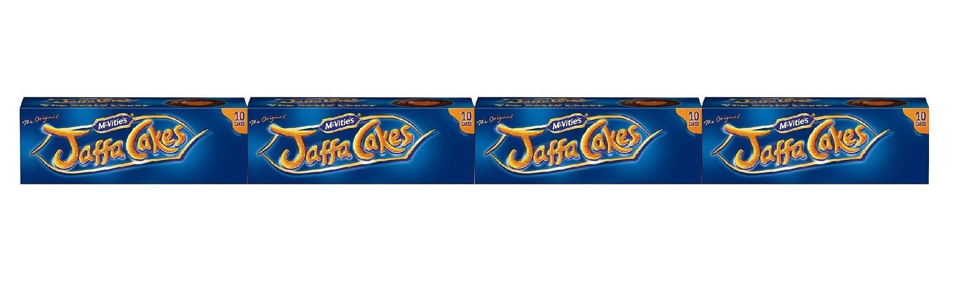 "Jaffa Cakes Massive Xmas Tube ""A Yard of Jaffa"" - x 40 Jaffa Cakes"