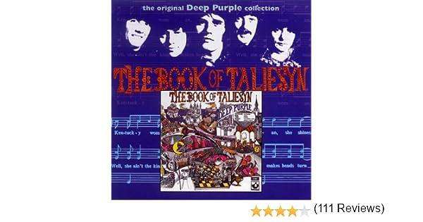 The Book Of Taliesyn: Deep Purple: Amazon.es: Música