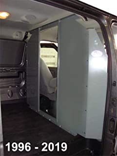 Amazon com: Van Safety Partition, Bulkhead/Divider Ford