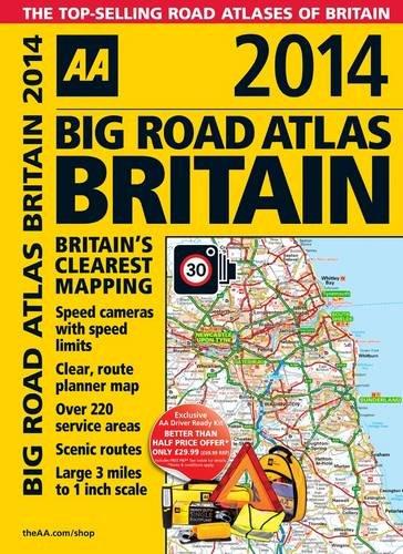 Download Big Road Atlas Britain 2014 (International Road Atlases) ebook