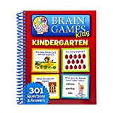 Brain Games Kids: Kindergarten 9781450800532 - Best Reviews Guide